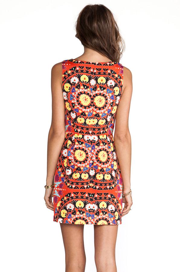 Mara Hoffman Cutout Mini Dress