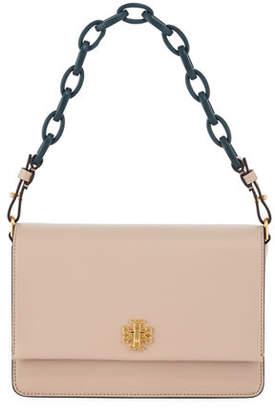 Tory Burch Kira Grain Leather Shoulder Bag