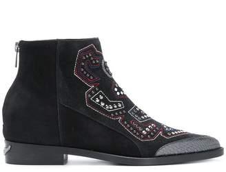 Zadig & Voltaire Mods Neo Clous boots