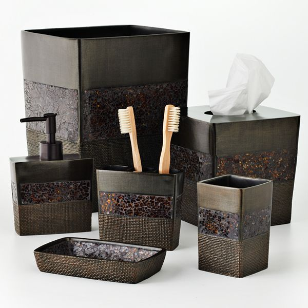 India ink trabucco bath accessories sold out for Bathroom accessories india online