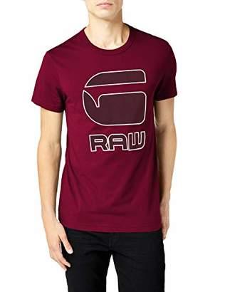 G Star Men's Cadulor R T S/s T-Shirt, (Black 990)