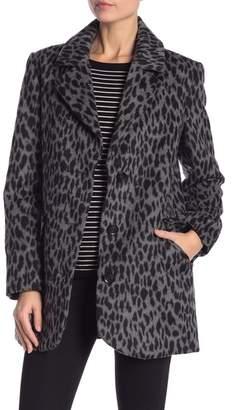 Lucky Brand Notch Lapel Coat