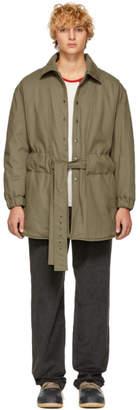 St-Henri SSENSE Exclusive Tan Laurentide Jacket