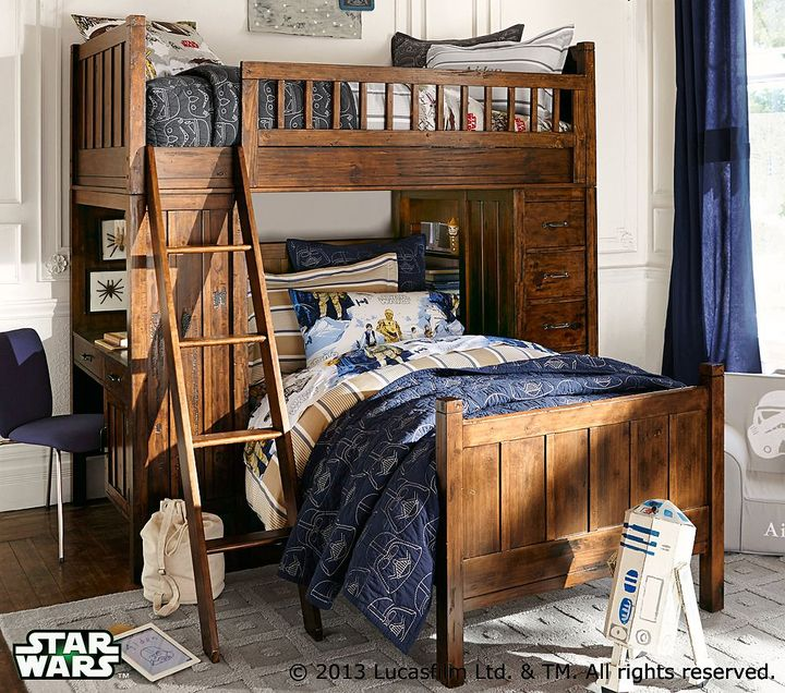 Star Wars Boba FettTM; Quilted Bedding