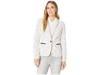 Tommy Hilfiger Sweatshirt Jacket Women's Coat