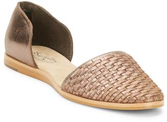 Seychelles Eager Woven Leather Flats