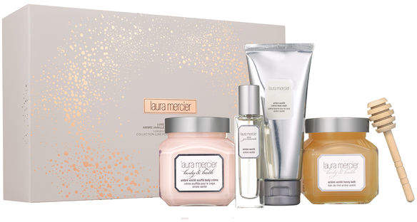 Laura Mercier Luxe Indulgences Ambre Vanillé Luxe Body Collection