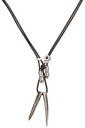 Zadeh Men's Chino Necklace