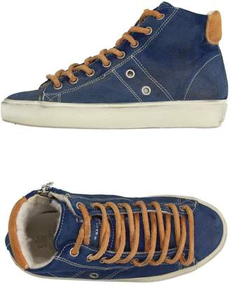 Leather Crown High-tops & sneakers - Item 11009477QG
