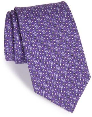 Men's Vineyard Vines 'Colorado Rockies' Woven Silk Tie $85 thestylecure.com