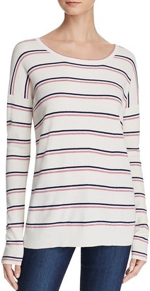 Soft Joie Keoni Striped Sweater $198 thestylecure.com