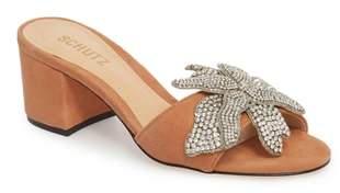 Schutz Karry Slide Sandal