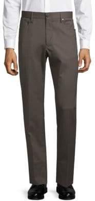 Incotex Moss Wool Five-Pocket Pants