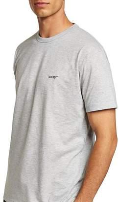 Topman Short Sleeve Easy Oversized T-Shirt