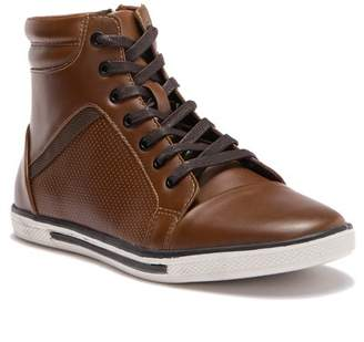 Kenneth Cole Reaction All Crown High-Top Sneaker