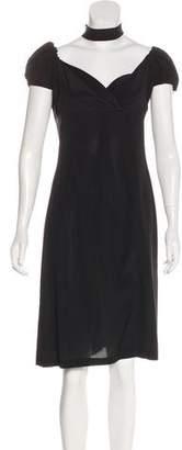 Alexis Silk Midi Dress