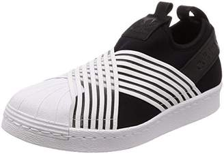 b0be96777d1 at Amazon.co.uk · adidas Women s s Superstar Slip On W Gymnastics Shoes  Core Black FTWR White
