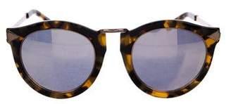 Karen Walker Harvests Superstars Sunglasses