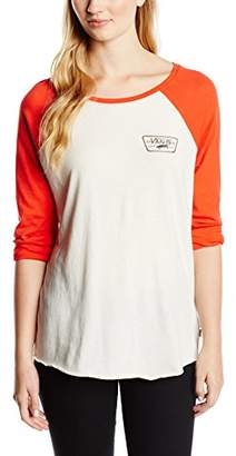 Vans Women's Authentic Rags Top T-Shirt LG
