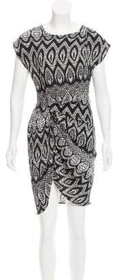 Thakoon Silk Printed Dress