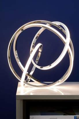 Next LED Orbit Touch Table Lamp