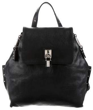 Marc Jacobs Soft Leather Backpack