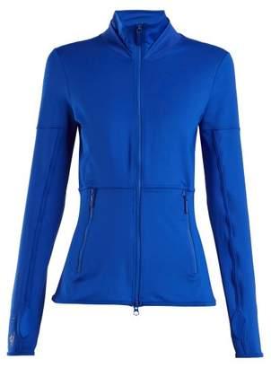 adidas by Stella McCartney Performance Essentials Mid Layer Jacket - Womens - Blue
