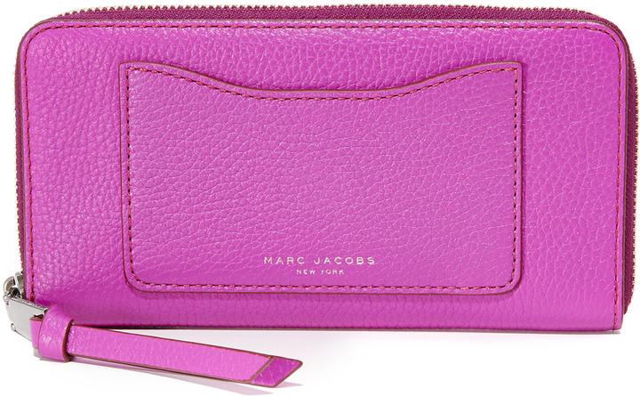Marc JacobsMarc Jacobs Vertical Recruit Zip Wallet