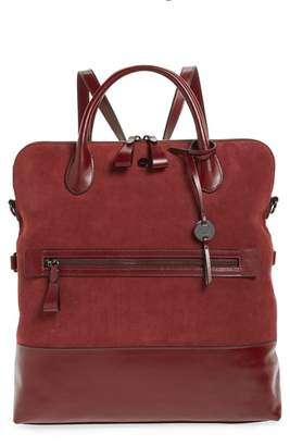 Lodis Los Angeles Nia Convertible Leather Backpack