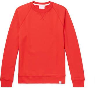 Norse Projects Ketel Loopback Cotton-Jersey Sweatshirt