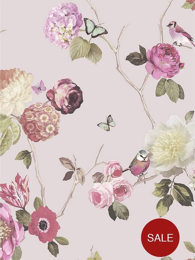 ARTHOUSE Charmed Blush Wallpaper