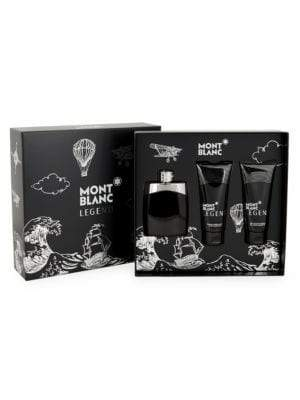 Montblanc Legend Men's Shower Three-Piece Set