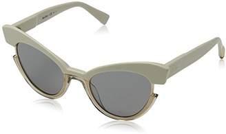 Max Mara Women's Mm Ingrid Polarized Cateye Sunglasses