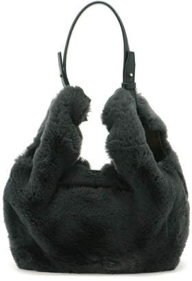kakatoo (カカトゥ) - kakatoo (L)カカトゥ kakatoo/エコファー2wayショッピングバッグ アンビリオン バッグ