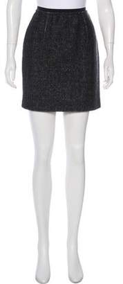 Etoile Isabel Marant Tweed Mini Pencil Skirt