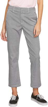 Volcom Frochickie Houndstooth Pants