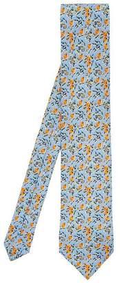 Liberty London Ellesmere Printed Silk Tie