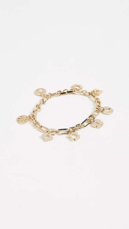 Geo Charm Bracelet