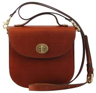 Most Wanted USA The Uptown Leather Saddlebag