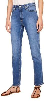 MANGO Anna Straight-Fit Jeans