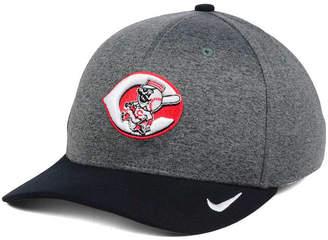 Nike Cincinnati Reds Hight Tail 2Tone Flex Cap