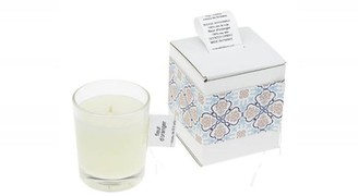 COUSU DE FIL BLANC Orange Blossom Candle 75g $34.80 thestylecure.com