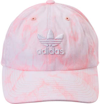 adidas Relaxed Tie-Dye Strapback Hat