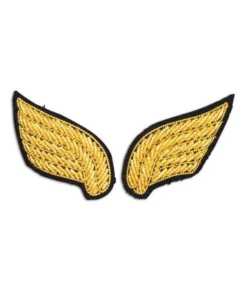 Styleserver DE Macon&Lesquoy Stickbroschen Set Ailes Gold