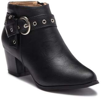 Chloé Chase & Anita Side Buckle Bootie