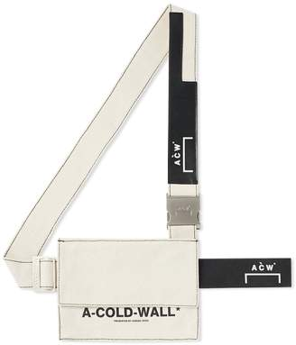 A-Cold-Wall* A Cold Wall* Canvas Utility Bag