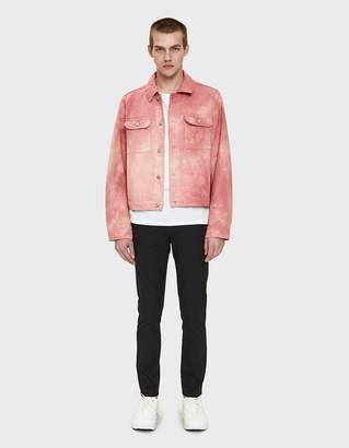 Our Legacy Mono Jacket in Pink Tie Dye