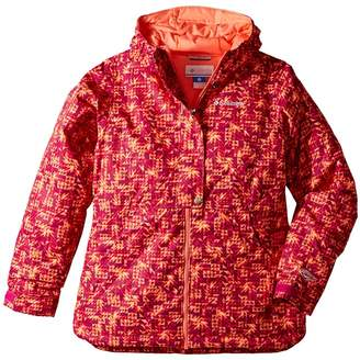 Columbia Kids Snowcation Nation Jacket Girl's Coat
