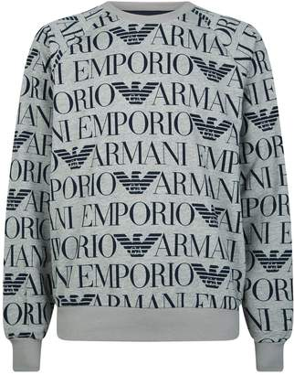 Emporio Armani Logo Sweater