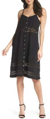 Knot Sisters Annie Lace Trim Sundress